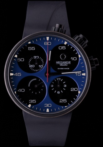 Meccaniche Veloci Quattro Valvole 44 Chronograph W123K272